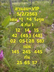 หวยฮานอย 5/2/63 ชุดที่ 8