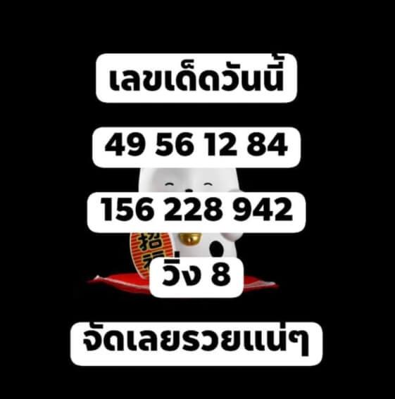 หวยฮานอย18-6-64ชุด4
